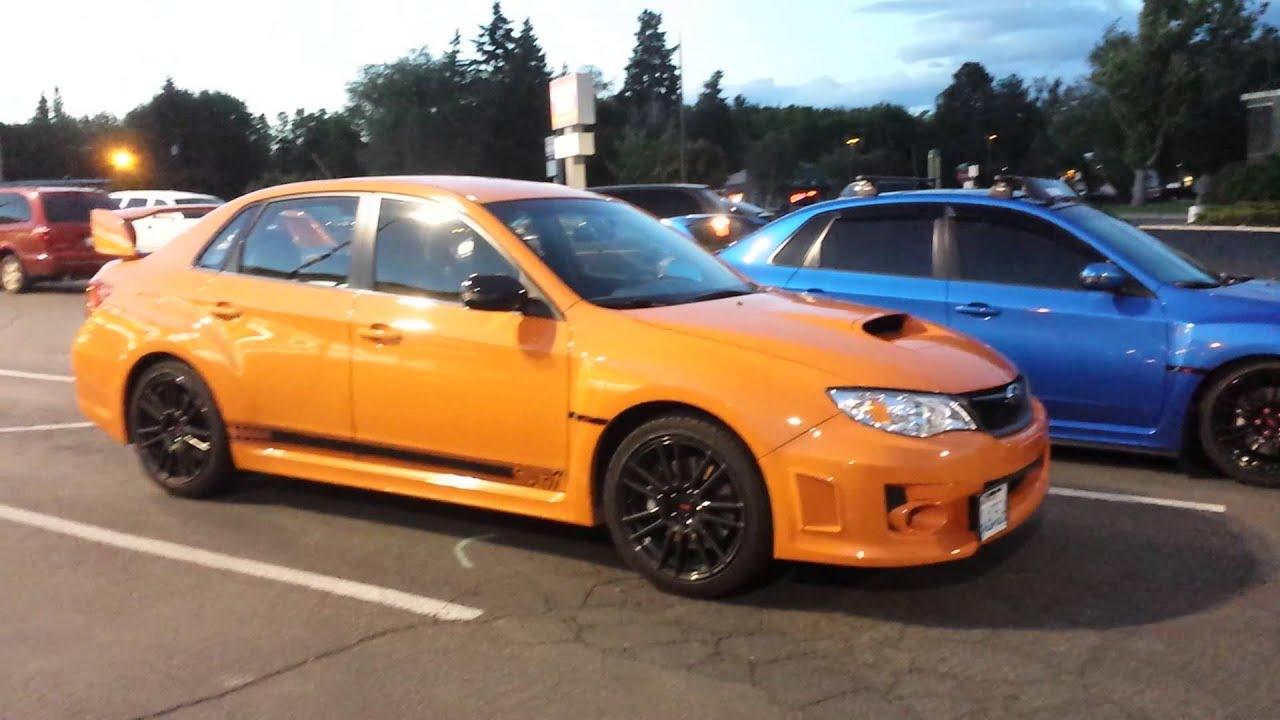 2012 Subaru Sti >> 2012 & 2013 Subaru WRX STI - YouTube