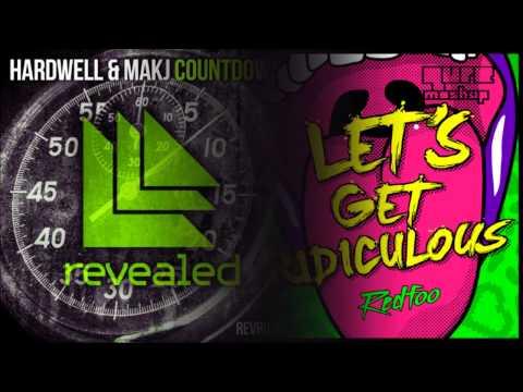 Baixar Hardwell, MAKJ & Redfoo - Let's Get Ridiculous (Qure's 'Countdown' Mashup)