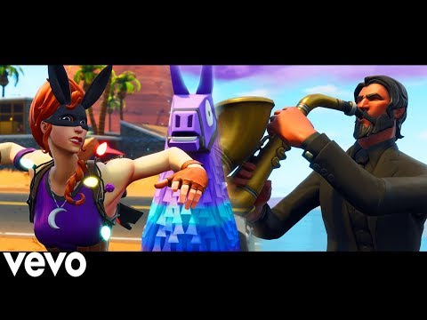 Fortnite - Phone It In (Official Music Video)