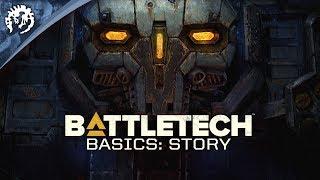 BATTLETECH - Basics: Sztori