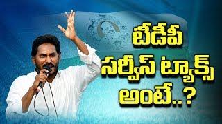 Praja Sankalpa Yatra- Live From Palasa- YS Jagan..