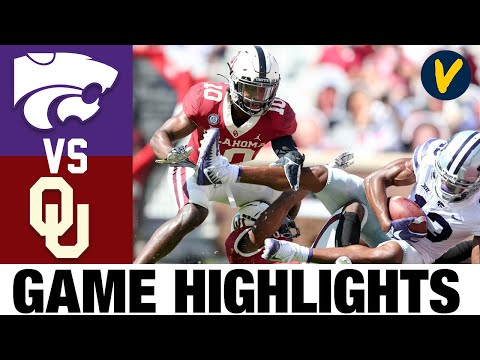 Kansas State vs #3 Oklahoma Highlights | Week 4 College Football Highlights | 2020 College Football