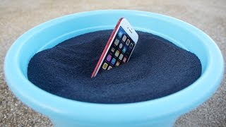 25 Pounds of Black Powder VS iPhone 7 EXPERIMENT! -