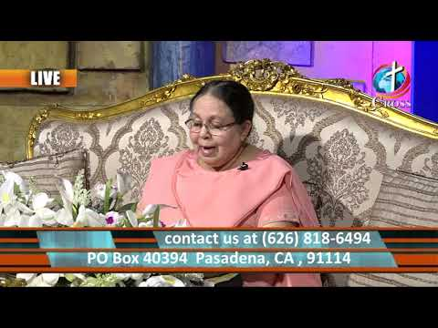 The Light of the Nations Rev. Dr. Shalini Pallil  03-09-2021