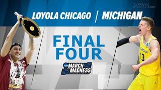 Loyola Chicago vs. Michigan Final Four Preview