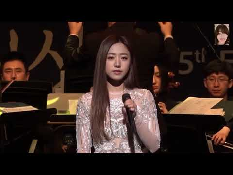 180123 Apink Namjoo & Victon Seungsik - I see the light(Tangled OST)