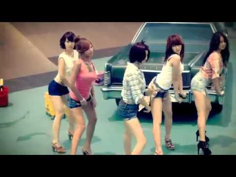 4MINUTE (포미닛) - Freestyle [HD/MV]