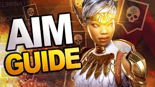 How To Get Better Aim in Apex Legends