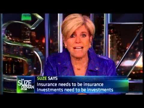 Suze Orman on Universal Insurance