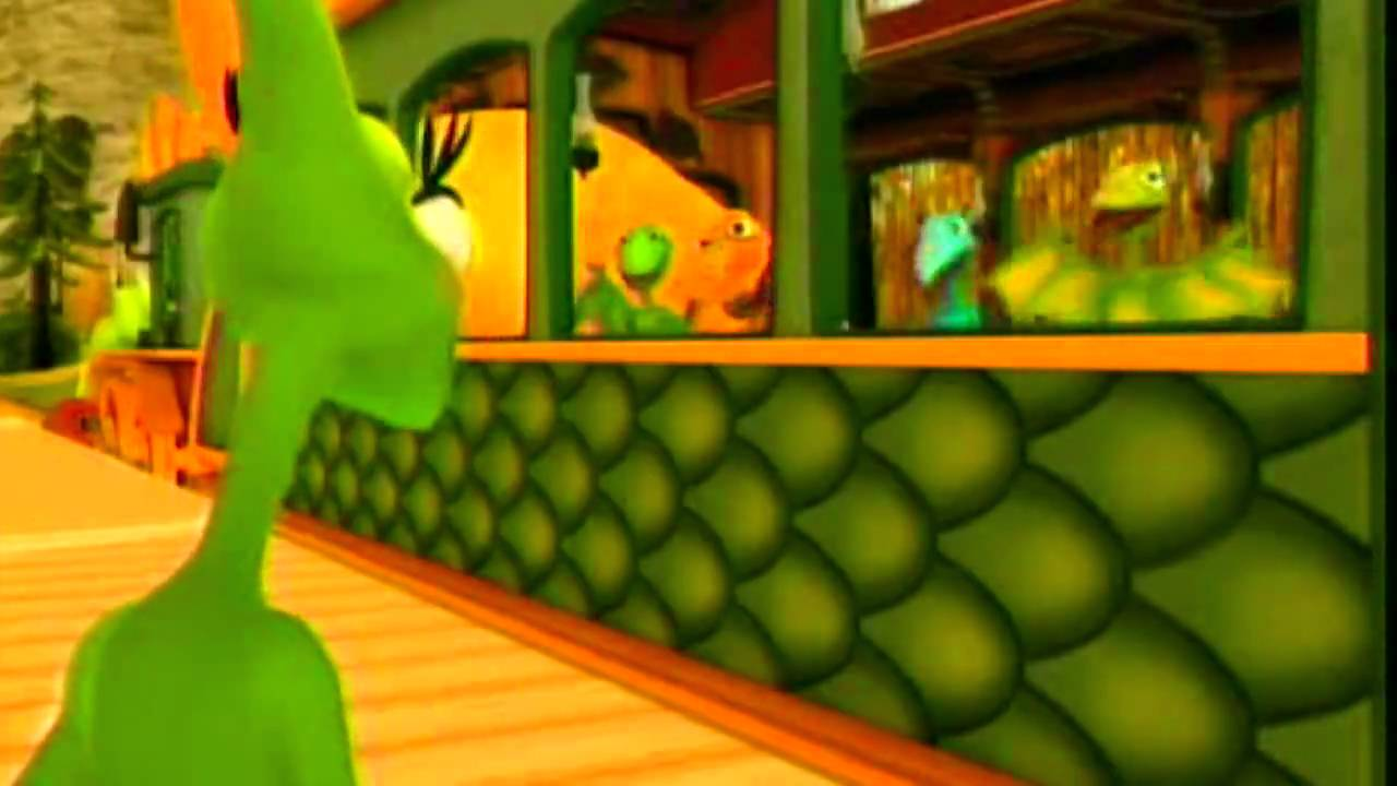 Dinosaur Train - YouTube