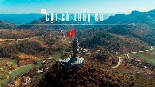 Flycam Cột Cờ Lũng Cú Hà Giang Điểm Cực Bắc Việt Nam - Nếm TV