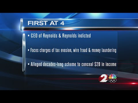 California grand jury submits 39-count indictment against CEO of Dayton-based software company