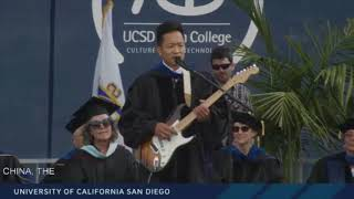 Thurgood Marshall College Commencement 2018 - from UC San Diego Commencement Ceremonies - Albert Lin