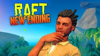 RAFT (NEW ENDING): DRY LAND! (Ep.9 - FINALE)