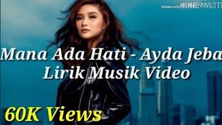 Ayda Jebat   OST Asalkan Dia Bahagia  Subscribe For Latest Video Song