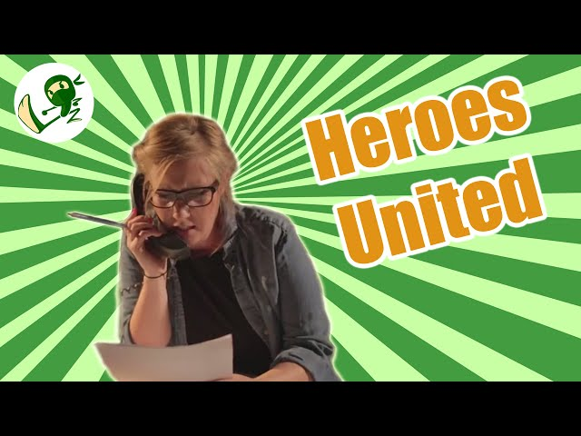 Heroes United: A Teacher Tackles Some Tricky Standards