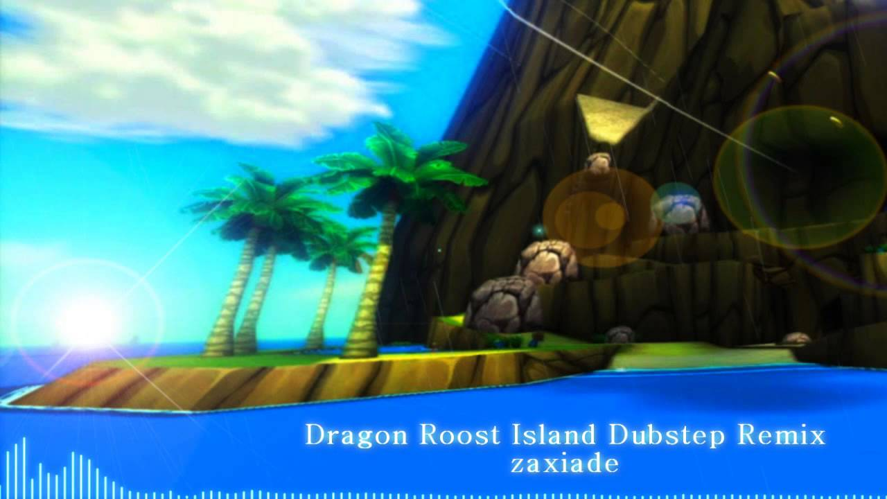 How To Get To The Top Of Dragon Roost Island