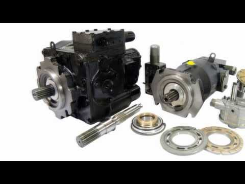 Aftermarket 20 Series Hydraulic Pumps, Motors & Parts