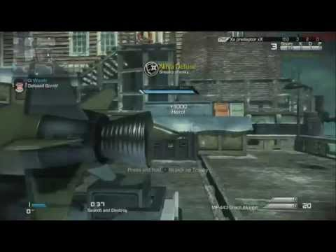 COD Ghosts- Ninja Defusing Montage #2 (With Reactions!) - Rudolph - Smashpipe Games Video