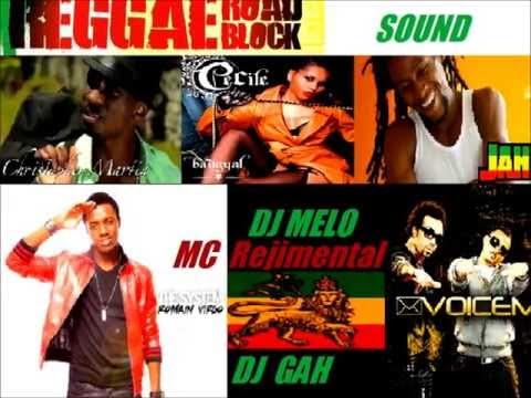 Christopher Martin Reggae Road Block + Cardiac Keys Riddim Mix -2013-