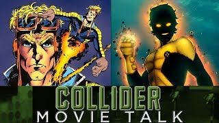Collider Movie Talk – New Mutants Cast Cannonball and Sunspot
