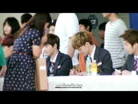 130915 EXO 광주 팬싸인회 CHEN