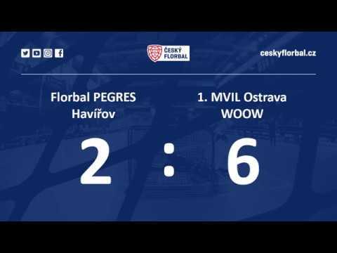 TH - 1. MVIL Ostrava WOOW (záznam 2. semifinále)