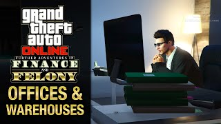 Gta V Online Maze Bank West Executive Office Garage Views Music
