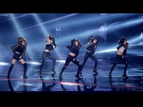 161229 TWICE,GFRIEND, I.O.I, Red Velvet 인피니트-내꺼하자 Cover [전체] 직캠 Fancam (2016 KBS 가요대축제) by Mera
