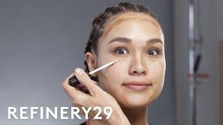 I Got Transformed Into Chrissy Teigen | Beauty Evolution | Refinery29