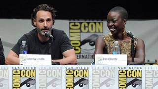 Rick & Michonne | Andrew Lincoln & Danai Gurira (James Bay-Let it go)