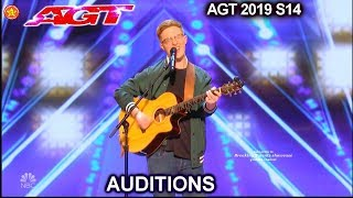"""Lamont Landers 2nd song """"Dancing On My Own"""" STANDING OVATION 