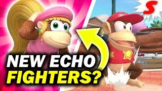 10 NEW Echo Fighter Ideas for Super Smash Bros Ultimate - Siiroth