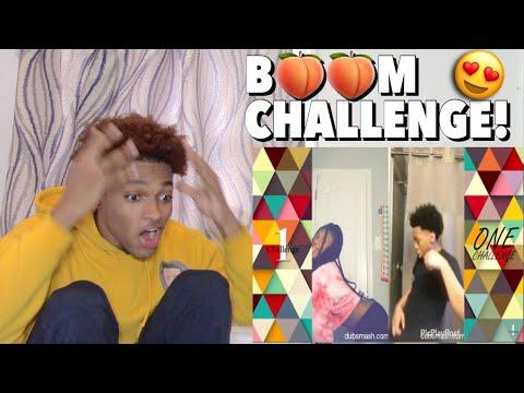 BOOM CHALLENGE 😍😍 Dance Compilation #boomdance #pushpushstartxkaii