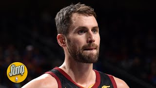 Where is the best fit for Kevin Love? | The Jump