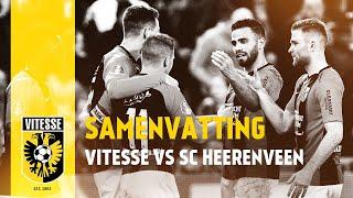 Samenvatting Vitesse vs sc Heerenveen