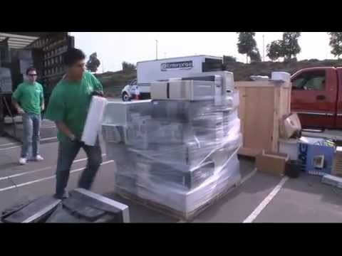 All Green Event Part 4: Electronic Waste Collection Process
