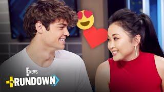 The Rundown: Noah Centineo & Lana Condor Get Flirty | E! News