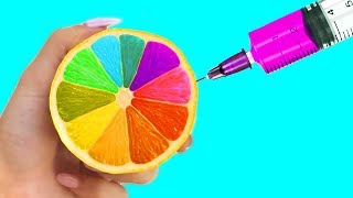 10 Food Hacks You Need To Know! Testing Viral Life Hacks! Learn How To Make Cooking Easier!