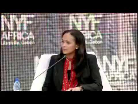 Baixar Entrevista de Isabel dos Santos no New York Forum Africa I