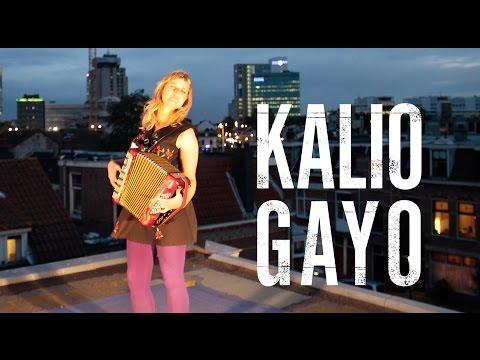 Kalio Gayo - Ghazo