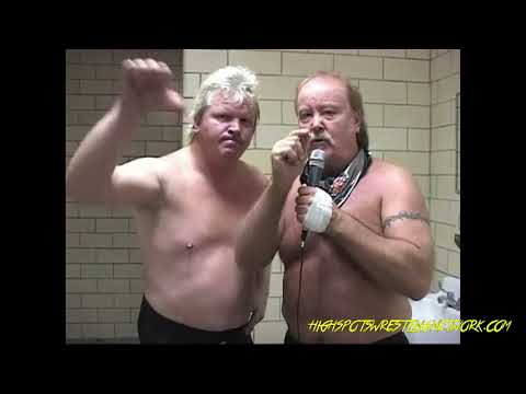 Bobby Eaton/Midnight Express Carolina Championship Wrestling Clips