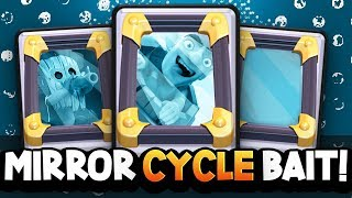 FAST MIRROR BAIT CYCLE DECK! Mirror UNDERRATED!