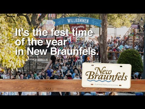 Fall is for festivals in new braunfels for Wurstfest craft beer festival 2017