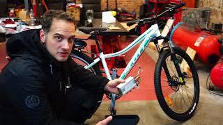 /e bike 1500w selbst umbauen