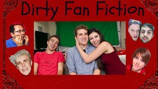 Writing Dirty Fanfic W/ Tom and Mikaela (I eat Jake Paul)