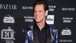 Jim Carrey Addresses His Existential Interview At NYFW