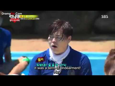 Running Man Funny Moment MHJ- KJK