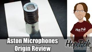 Aston Origin Microphone - Full Review!