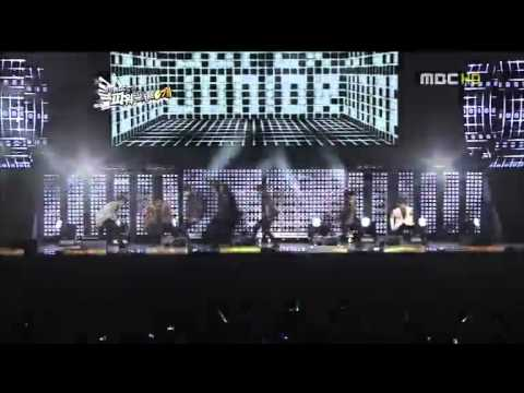 【10/10 Busan Charity Concert】SJ _ Superman & Mr.Simple & A-CHa (後續曲第10個舞台)